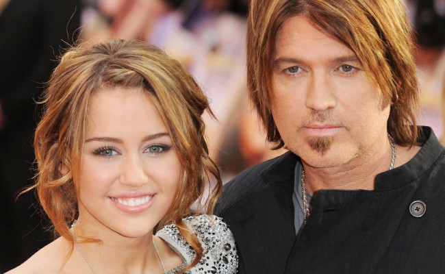 Billy Ray fala sobre performance de Miley no VMA