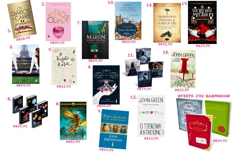 Book Wish-List #1